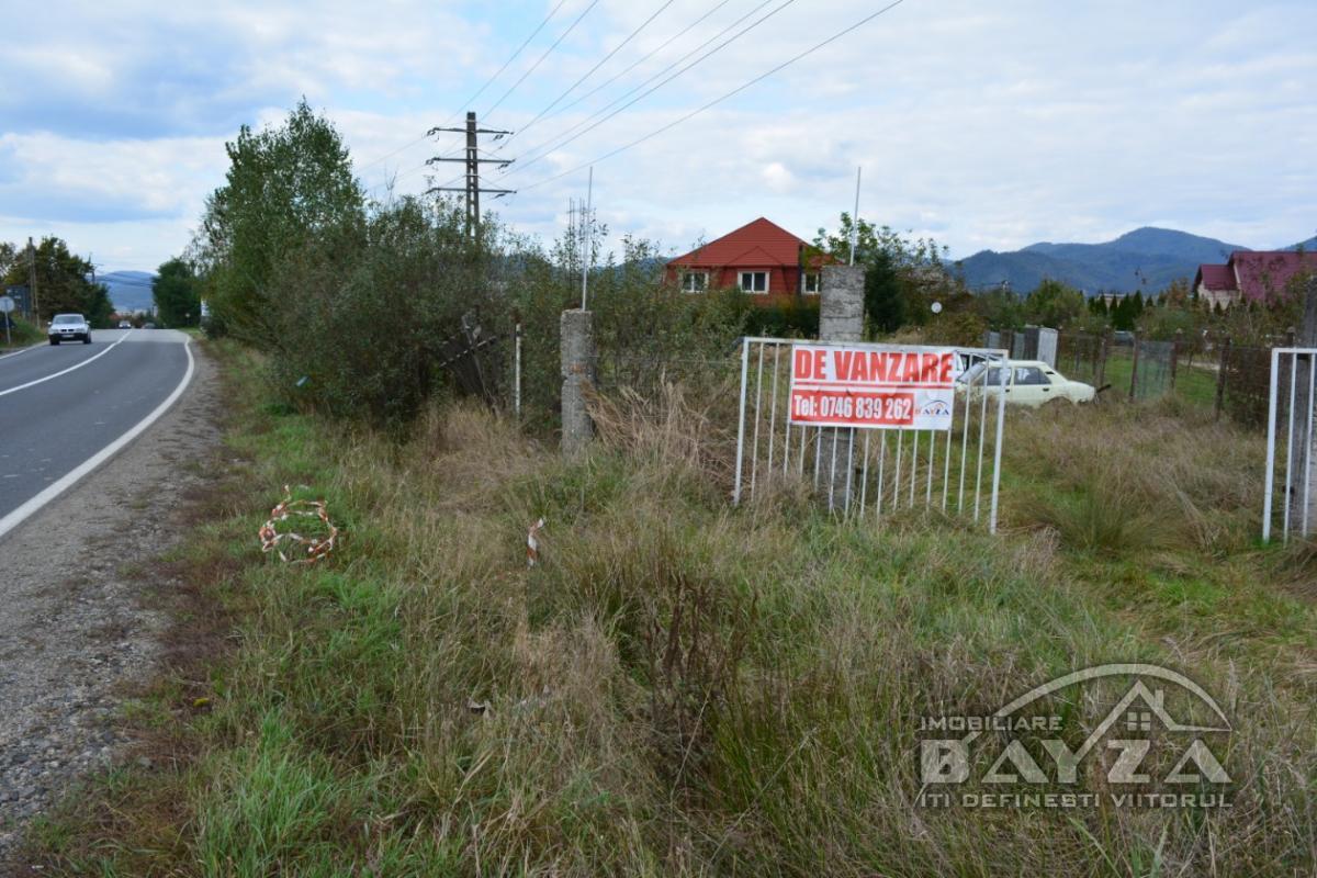 Pret: 33500 EURO, Vanzare teren, zona Mihai Eminescu