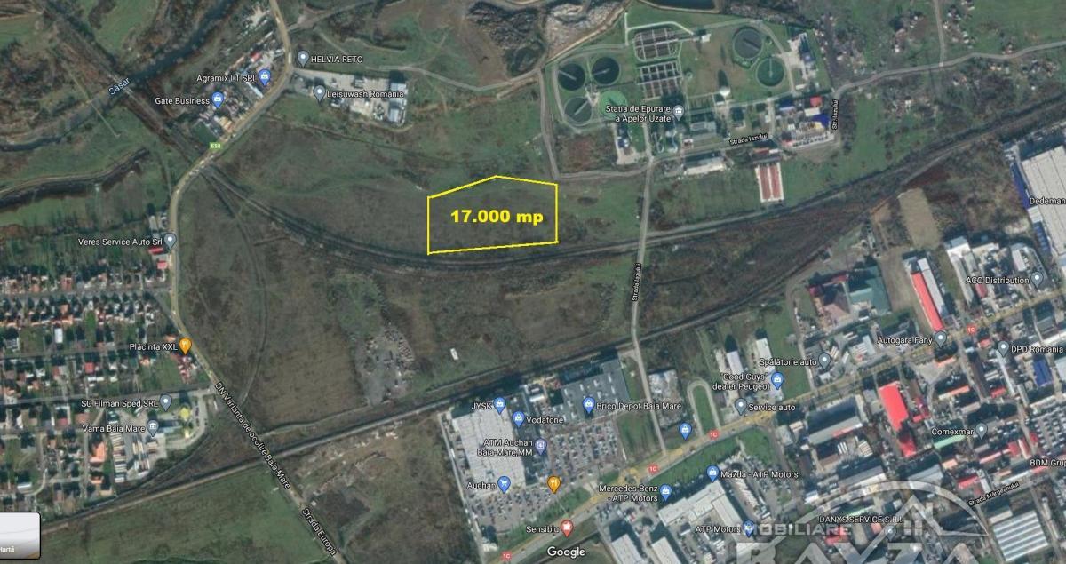 Pret: 2.500 EURO, Vanzare teren, zona Statiei de Epurare