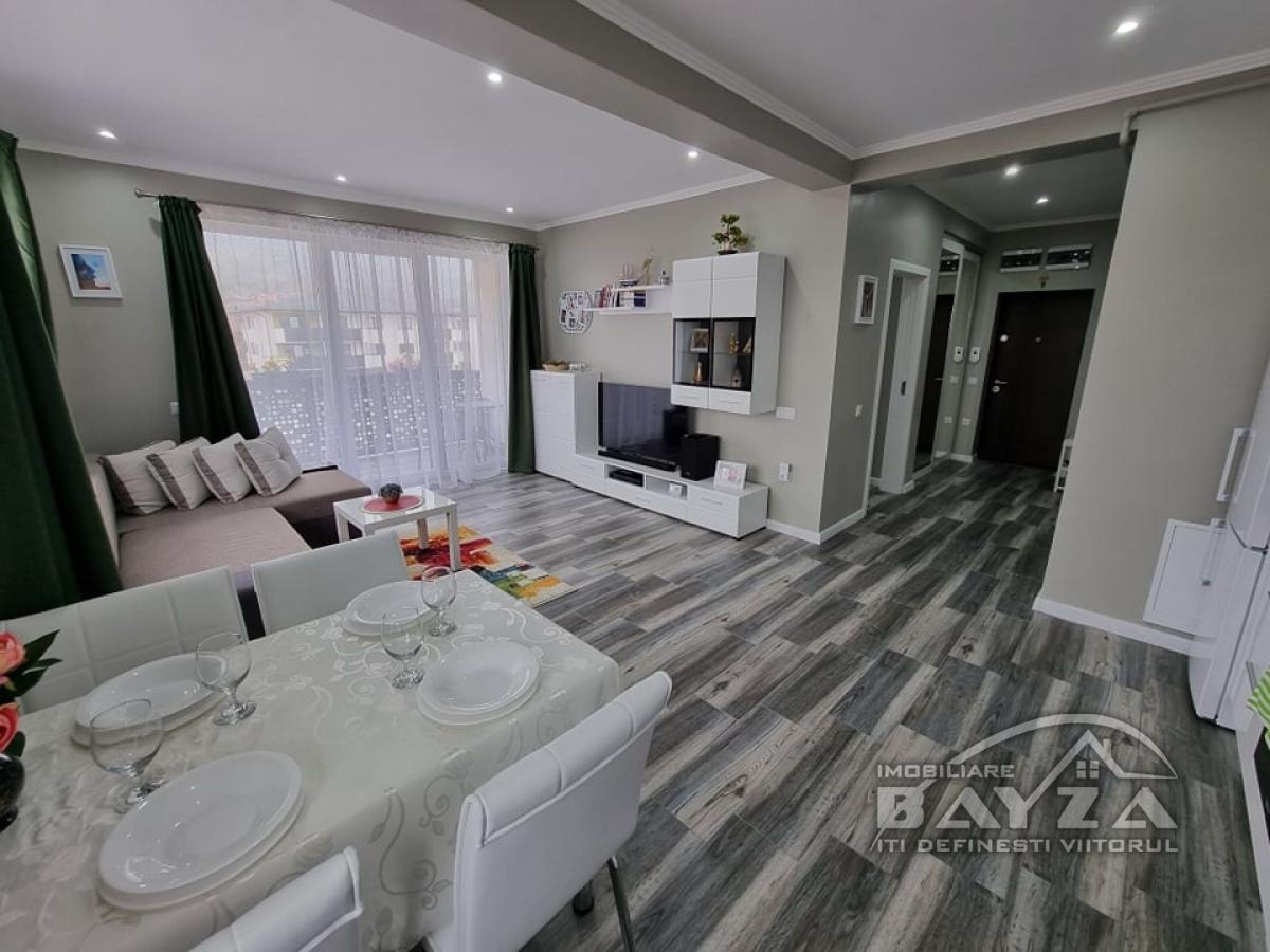 Pret: 68.800 EURO, Vanzare apartament 2 camere, zona Salciei -Baia Mare