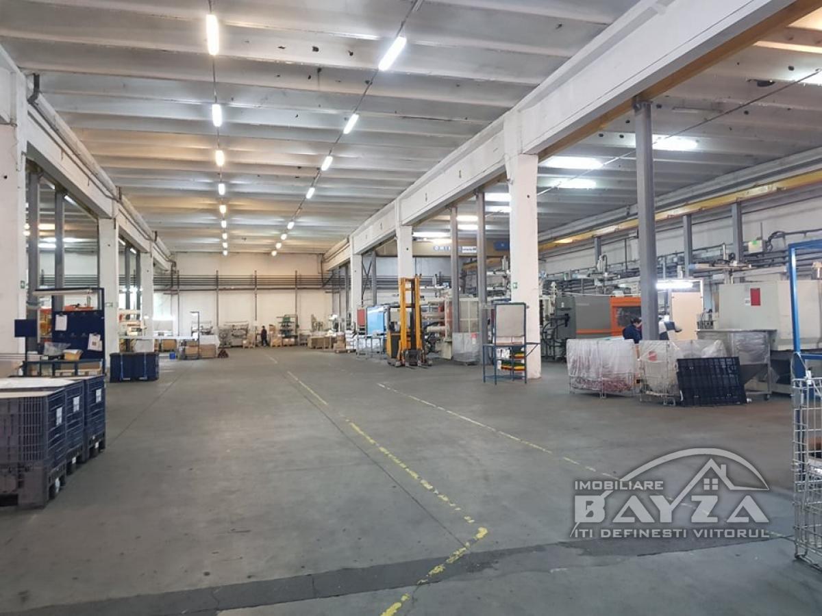 Pret: 1500000 EURO, Vanzare spatiu / hala industriala, zona Margeanului
