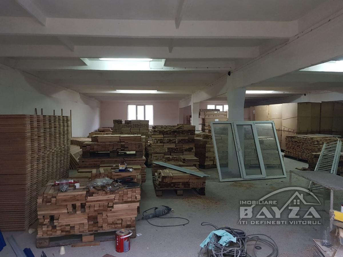 Pret: 1,5 EURO, Inchiriere spatiu / hala industriala, zona Mocira