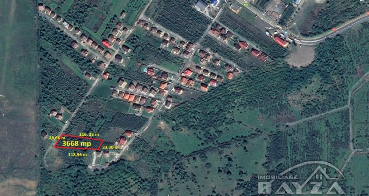 Pret: 2500 EURO, Vanzare teren, zona Tatii Magheraus strada 68