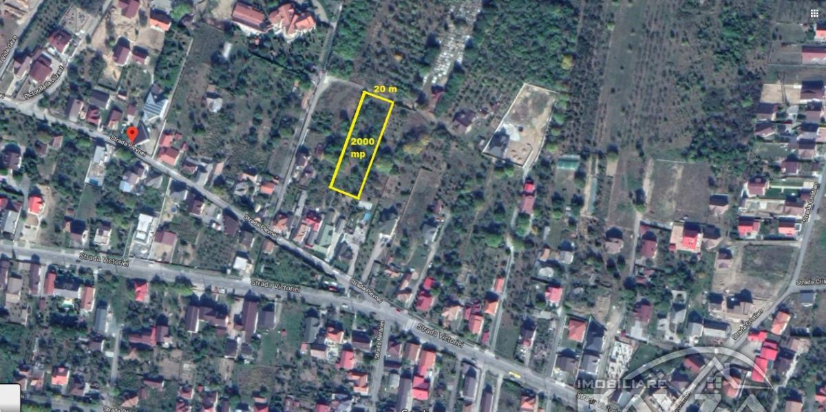 Pret: 43000 EURO, Vanzare teren, zona Baia Mare - Strada Plevnei
