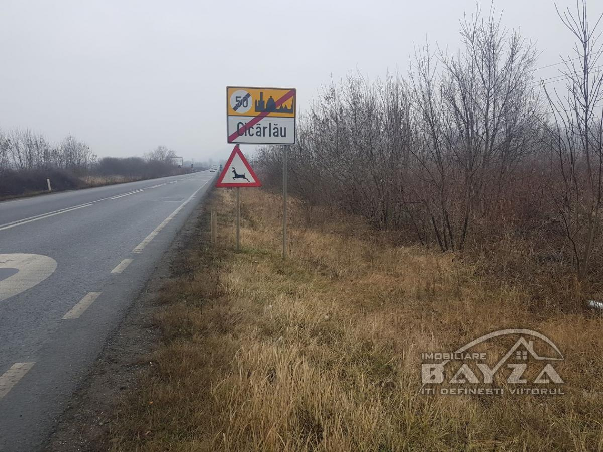 Pret: 600 EURO, Vanzare teren, zona Cicarlau